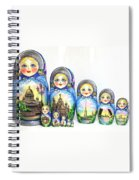 Saint Petersburg  Spiral Notebook