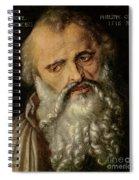Saint Philip The Apostle Spiral Notebook