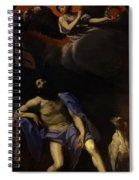 Saint Roch 1617 Spiral Notebook