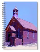 Saint Teresa Spiral Notebook