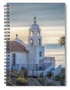 Saint Thomas Yuma Indian Mission - 3 Spiral Notebook