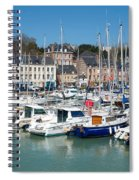Saint Valery En Caux Spiral Notebook