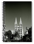 Saint Vincent De Paul Marseille Spiral Notebook