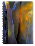Saints And Sinners Spiral Notebook