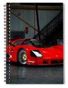 Saker Gt Spiral Notebook