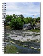Salado Creek Spiral Notebook