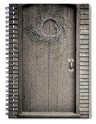 Salem Door Spiral Notebook