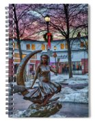 Salem Is Bewitched Spiral Notebook