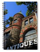 Salem Storefront 3882 Spiral Notebook