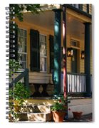 Salem Tavern Spiral Notebook