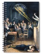 Salem Witch Trial, 1692 Spiral Notebook