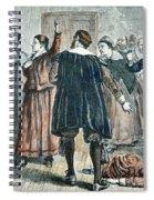 Salem Witch Trials Spiral Notebook