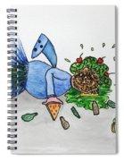 Sales Fairy Dancer 9 Spiral Notebook