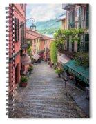 Salita Serbelloni Bellagio Italy Spiral Notebook