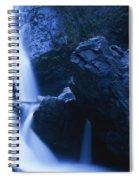 Salmon Creek Falls Spiral Notebook