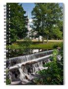 Salmon Falls River Dam Spiral Notebook