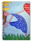 Salome Spiral Notebook