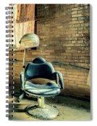 Salon Spiral Notebook