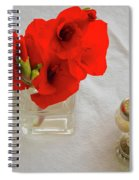 Salt And Pepper Spiral Notebook