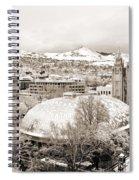 Salt Lake City Landmarks Spiral Notebook