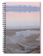 Salt Lake Sunset Spiral Notebook