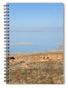 Salt Lake View Spiral Notebook