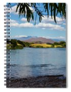 Salt River Arizona Spiral Notebook