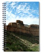 Salt River Canyon Arizona Spiral Notebook