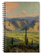 Salt River Irrigation Project - Arizona Spiral Notebook