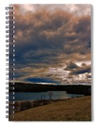 Saltmarsh Pond Gilford Nh Spiral Notebook