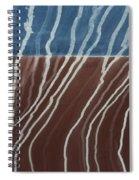 Saltwater Trails #1 Spiral Notebook