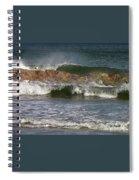 Salty Spray Spiral Notebook