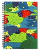 Salvador Suess Spiral Notebook