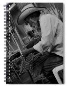 Salvadorean Handcrafter 1 Spiral Notebook