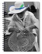 Salvadorean Handcrafter Spiral Notebook