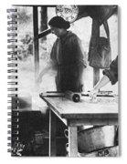 Salvation Army, 1918 Spiral Notebook
