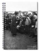 Salvation Army, 1920 Spiral Notebook