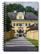 Salzburg Chateau Spiral Notebook