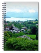 Salzburg Lake District Spiral Notebook