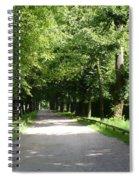 Salzburg Lane Spiral Notebook