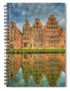 Salzspeicher Spiral Notebook