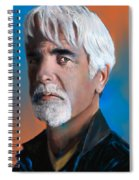 Sam Elliott Spiral Notebook