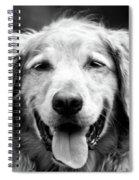 Sam Smiling Spiral Notebook