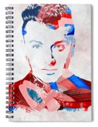 Sam Smith Spiral Notebook