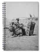 Samarkand: Transport, C1870 Spiral Notebook