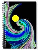 Sammy The Seal Spiral Notebook