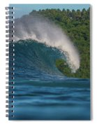 Samoa Power Spiral Notebook