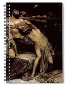 Samson Spiral Notebook