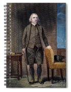 Samuel Adams (1722-1802) Spiral Notebook