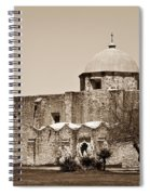 San Antonio Spiral Notebook